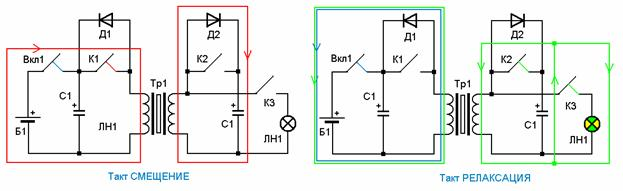Трансформатор мельниченко схема